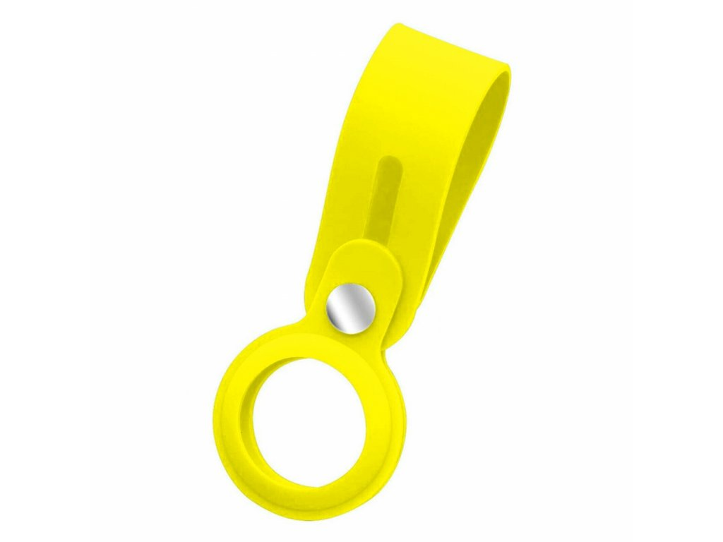 Innocent California Loop Case for AirTag - Yellow