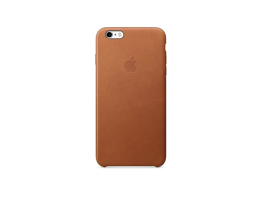 Apple Leather Case iPhone 6s/6 Plus - Brown
