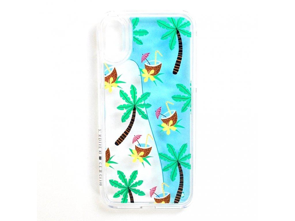 Innocent Garden Season Coconut Liquid Case iPhone X - iPhone X