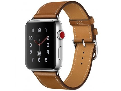 Innocent Classic Buckle Band Apple Watch 42/44mm - brown