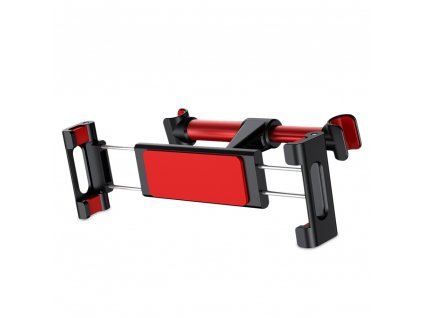Baseus Back Seat Car Mount Holder for iPhone & iPad - Red