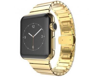 Innocent Link Bracelet Apple Watch Band 42/44mm - Gold
