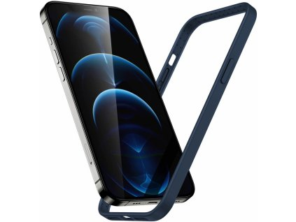 Innocent California Bumper Case iPhone 12 mini - Navy Blue