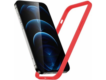 Innocent California Bumper Case iPhone 12 mini - Red