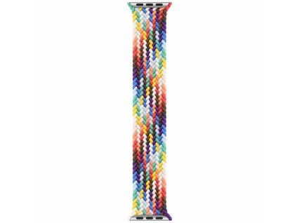Innocent Braided Solo Loop Apple Watch Band 42/44mm - Pride - XS (132MM)