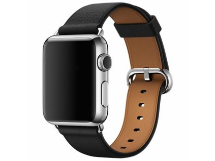 Innocent Modern Buckle Band Apple Watch 38/40mm - Black