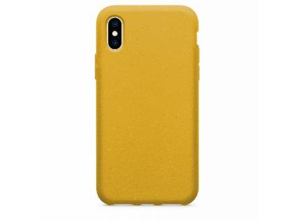 Innocent Eco Planet Case iPhone XS Max - Yellow