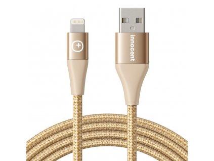 Innocent Flash FastCharge Lightning Cable 1,5m  - Gold