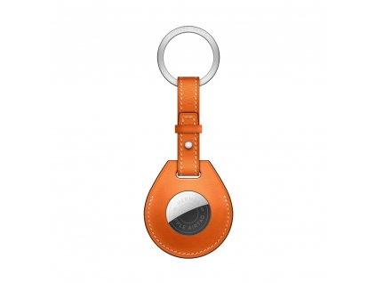 Innocent Luxury Ring Case for AirTag - Orange