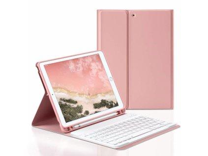 """Innocent Journal Keyboard Case iPad Air 1/2, iPad 9,7"""" 2017/2018 - Pink"""