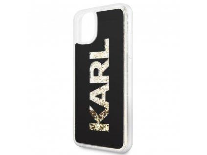 Karl Lagerfeld Glitter Case iPhone 11 Pro Max