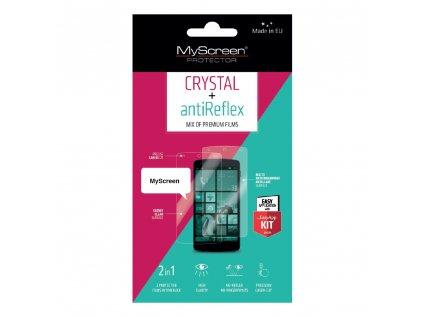 MyScreen PROTECTOR Crystal + antiReflex iPhone 6 Plus