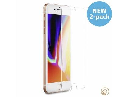 Innocent Japan Glass iPhone 2-pack - iPhone 8 Plus/7 Plus/6s/6 Plus