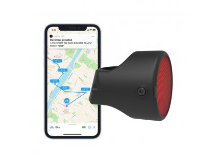 Invoxia Bike Tracker - GPS Tracker for Bicycles and Scooters