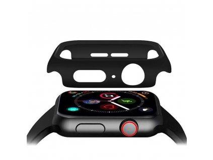 Innocent Adventure Screen Apple Watch Case Black - Apple Watch Series 4/5/6 - 40mm