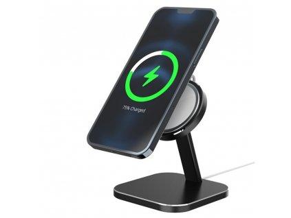 Innocent MagSafe Aluminium iPhone Stand - Black