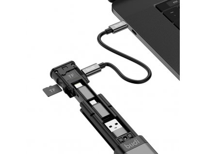 BUDI 9in1 Multifunction Cable Stick Adapter