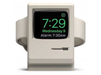 Innocent Macintosh Apple Watch Stand - White