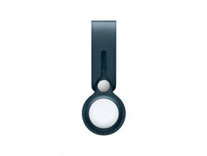 Innocent Leather Loop Case for AirTag - Navy Blue