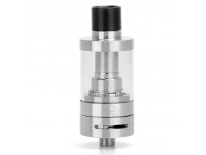 authentic innokin isub v sub ohm tank clearomizer silver stainless steel 3ml 05 ohm