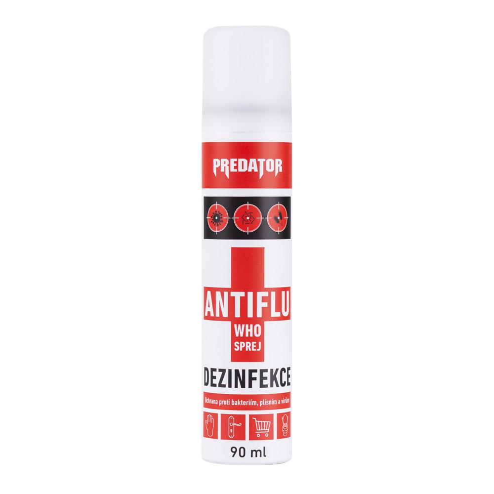 Predátor Antiflu dezinfekce WHO sprej 90 ml