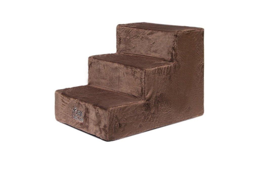 schody pro psy yorkdesign brown