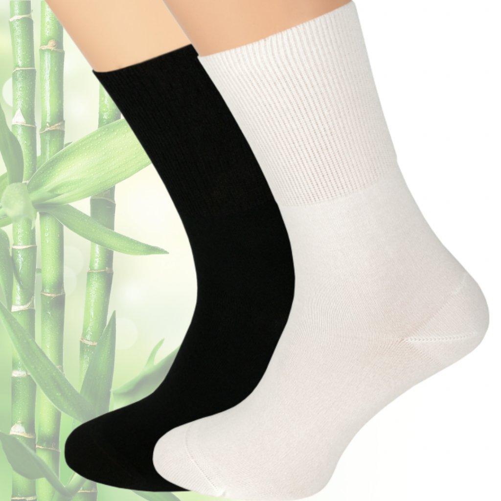 Ponožky pro diabetiky tenké Foot Morning2