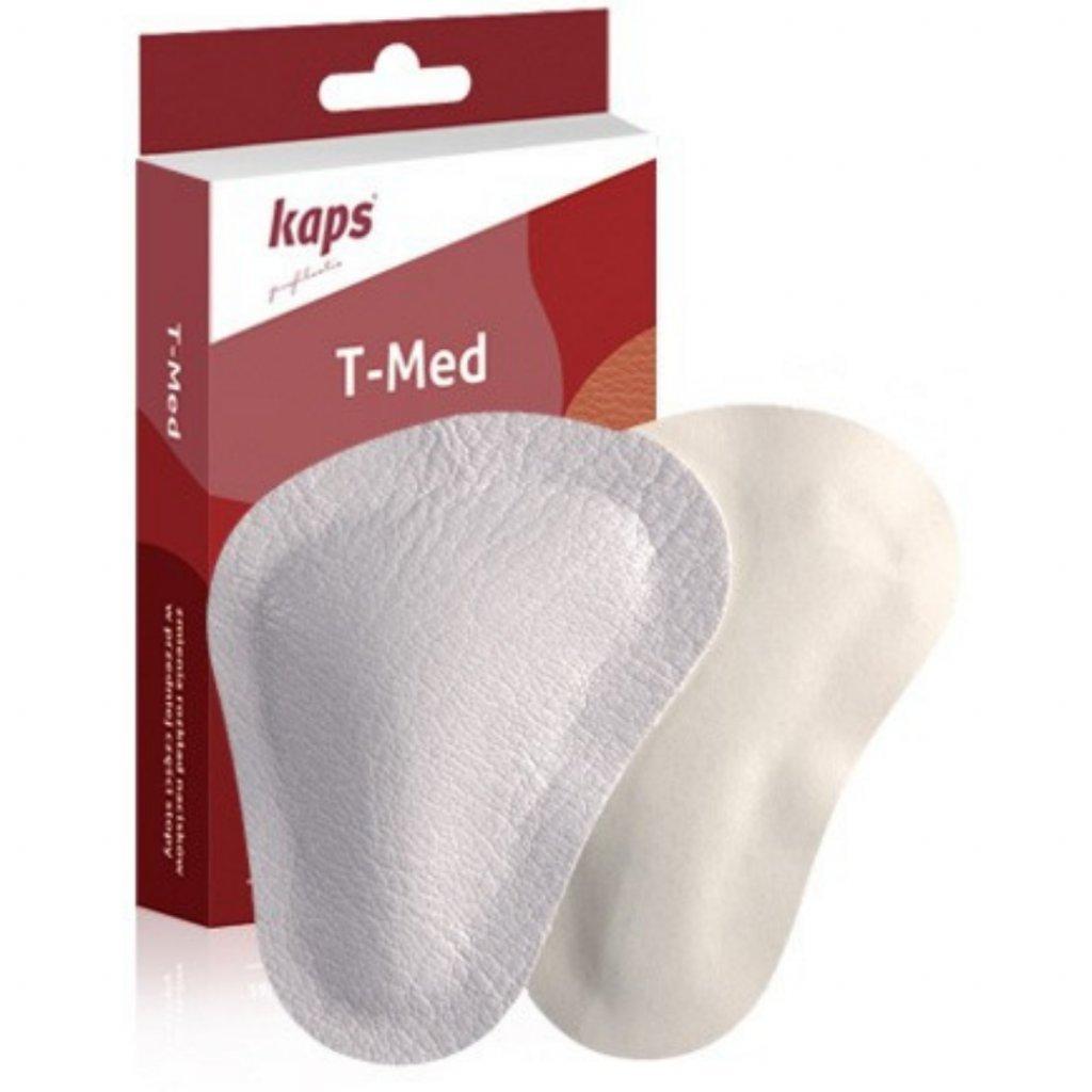 Nalepovací podpora příčné klenby Kaps T Med