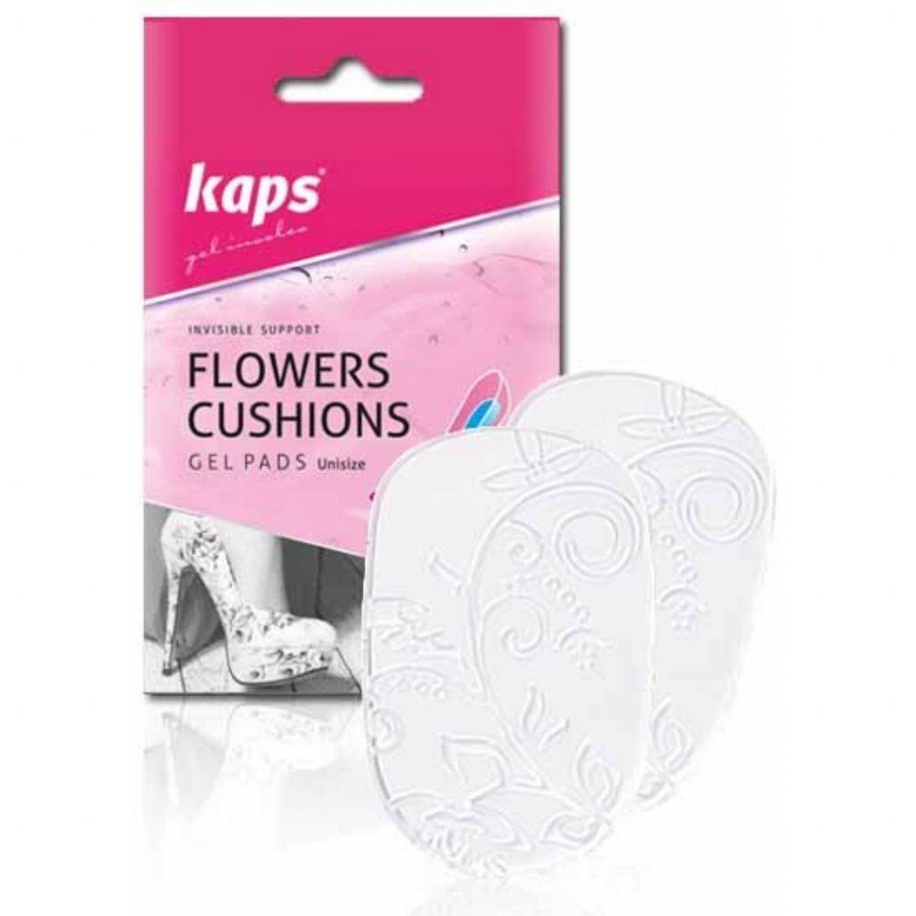 Podpatěnky do sandálů Kaps Flowers Cushions1