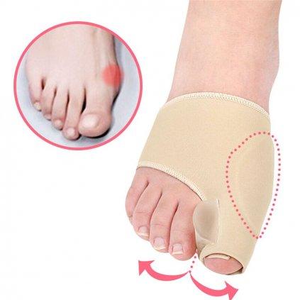 Bandáž na vbočený palec Bandage Gel Protect a