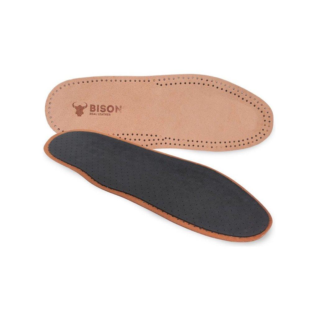 Vložky do pracovnej obuvi z odolnej kože HARD WORK a