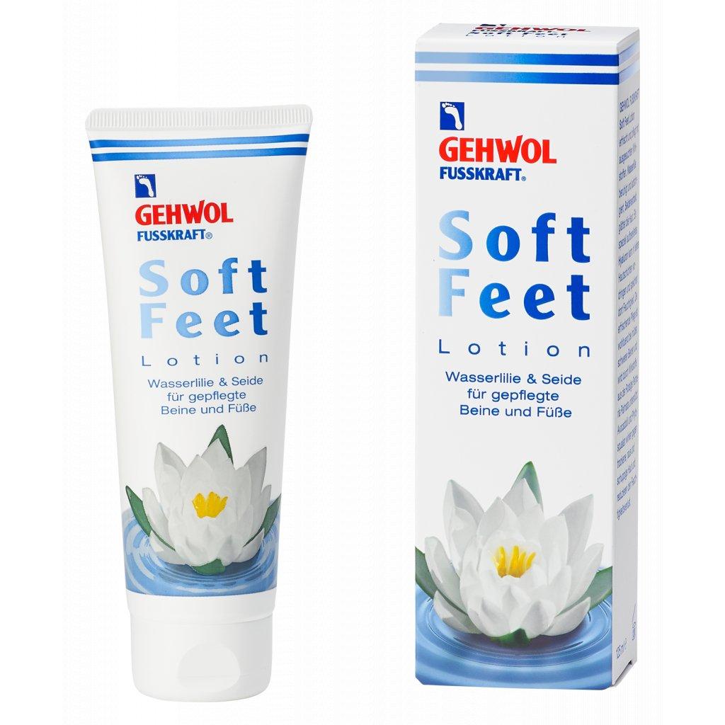 Hydratujúce mlieko na nohy Gehwol Soft Feet Lotion