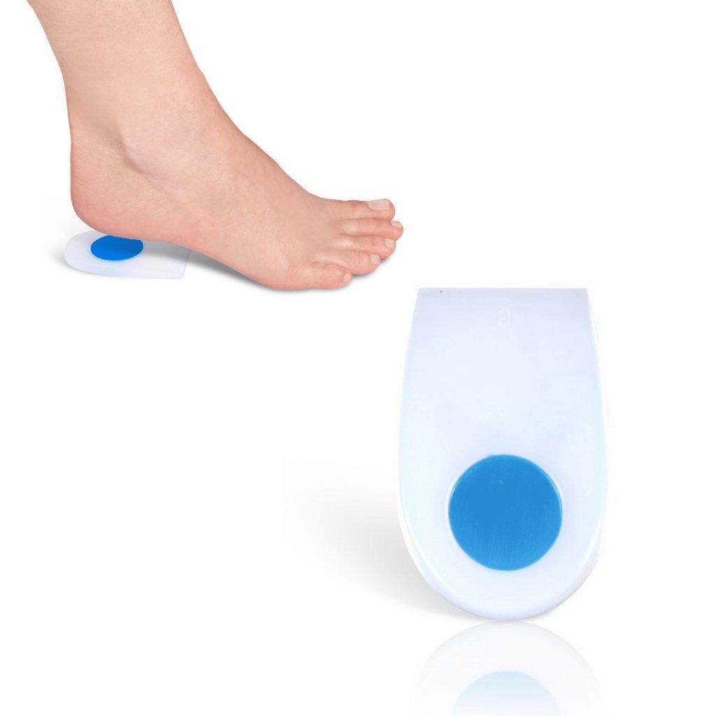 Gélové podopätenky na pätovú ostrohu Foot Morning Focus