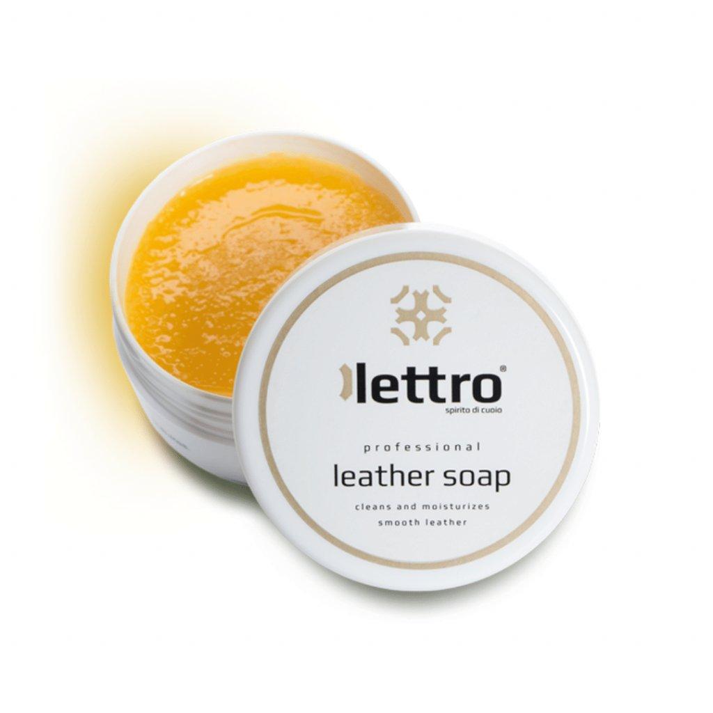Mydlo na zmäkčenie kožených výrobkov Letro Leather Soap