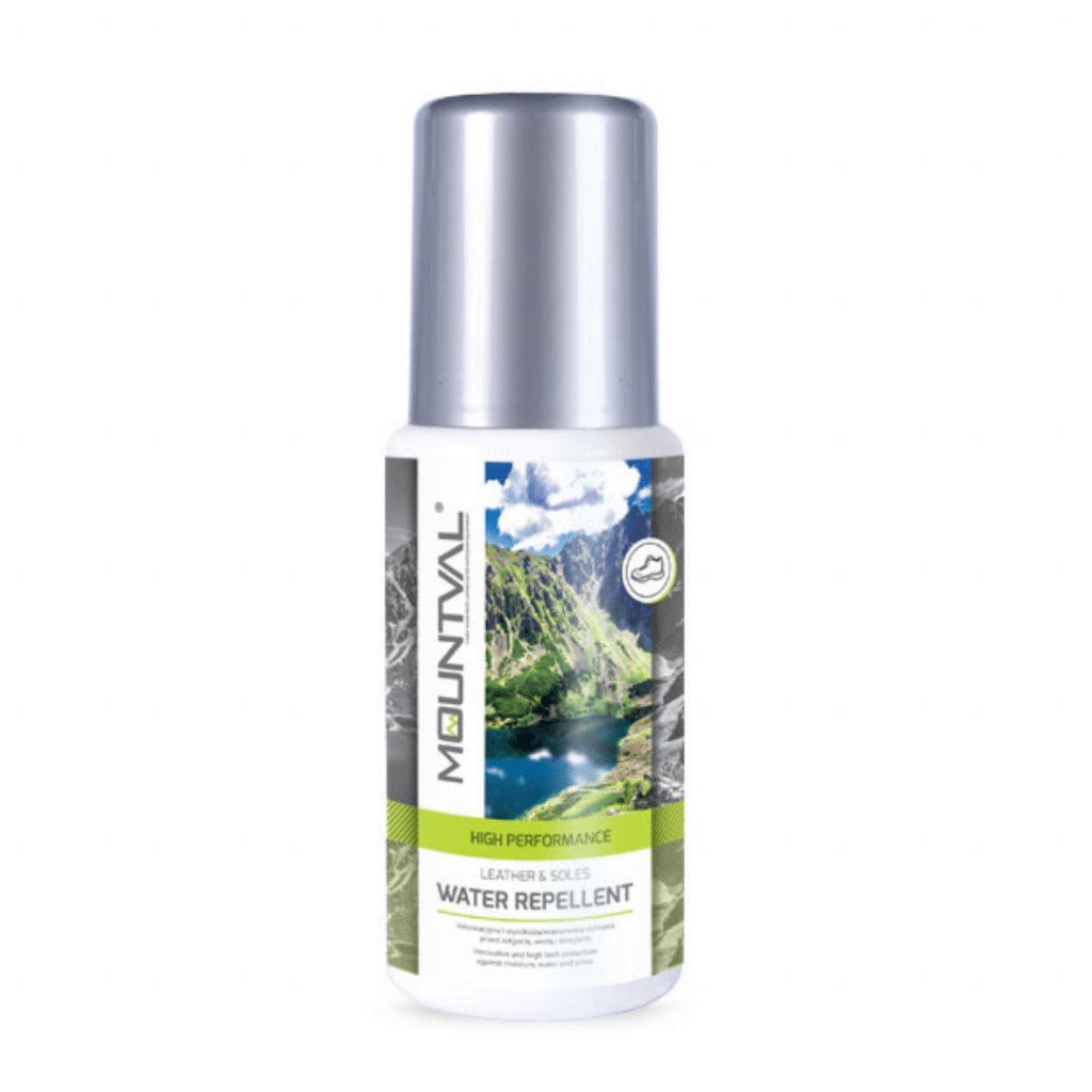 Ochrana koženej obuvi proti vode Mountval Water Repellent