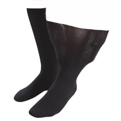 Extra široké ponožky na hrubé lýtka IOMI