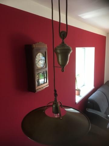 Návrh a montáž rustikálního svítidla IL FANALE - Rodinný dům
