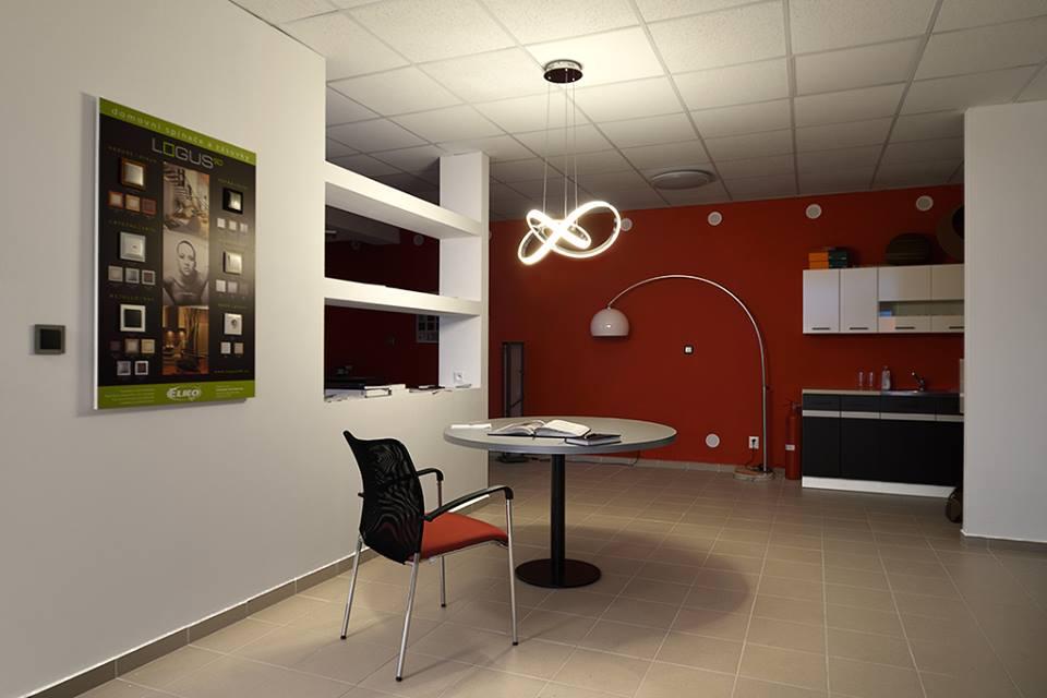 Realizace - jak vznikal náš showroom?