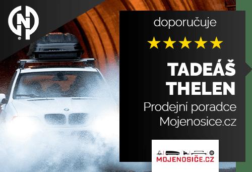 Tadeáš Thelen - prodejní poradce, Mojenosice.cz