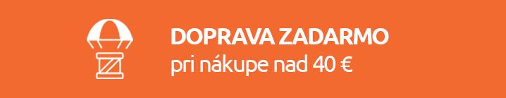 Doprava zdarma pri nákupe nad 40 € | E-shop INPRODUCTS.cz