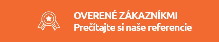 Overené zákazníkmi – prečítajte si naše referencie | E-shop INPRODUCTS.cz