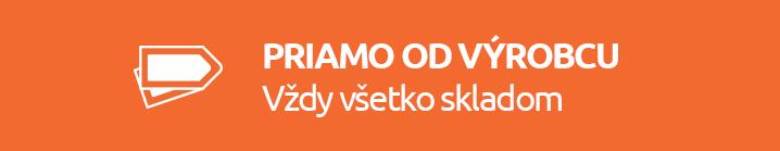 Priamo od výrobcu – Vždy všetko skladom | E-shop INPRODUCTS.cz