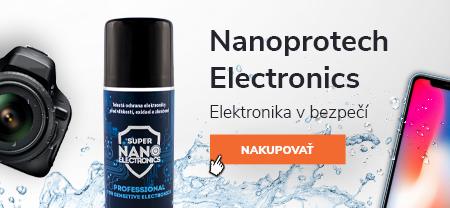 Nanoprotech Electronics – Elektronika v bezpečí