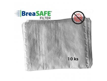 BreaSAFE Nano Filter Classic 10 ks (10 x 15 cm)