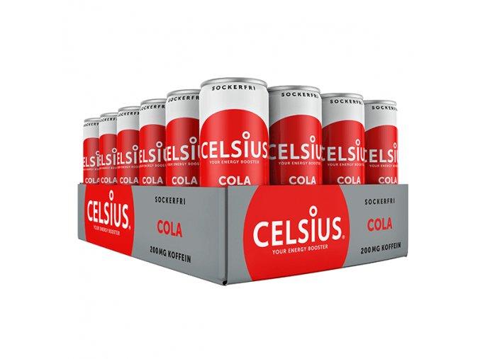 celsius cola flak