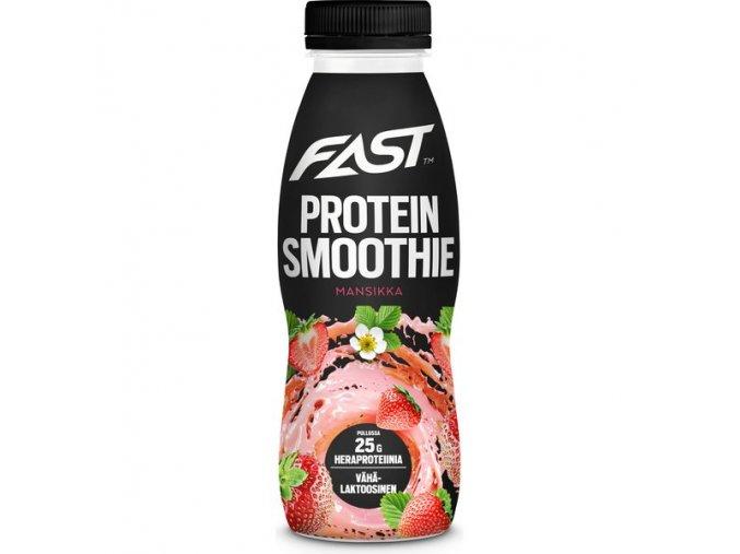 fast protein smoothie jahoda insidefit cz