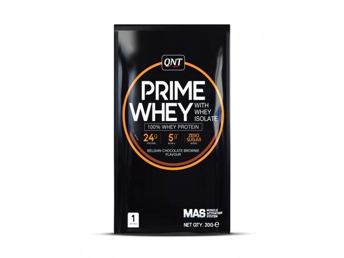 prime whey belgian chocolate brownie 30 g
