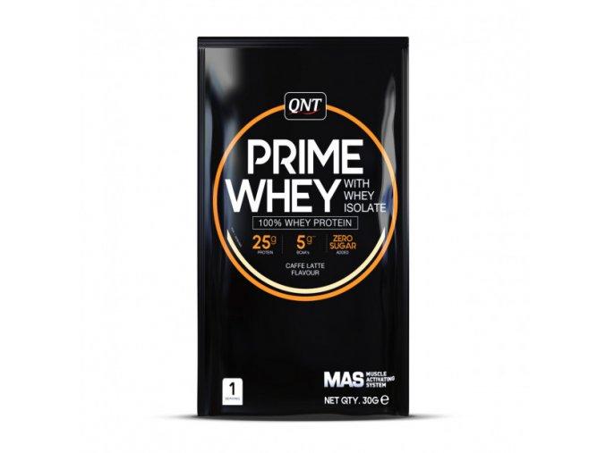 prime whey caffe latte 30 g