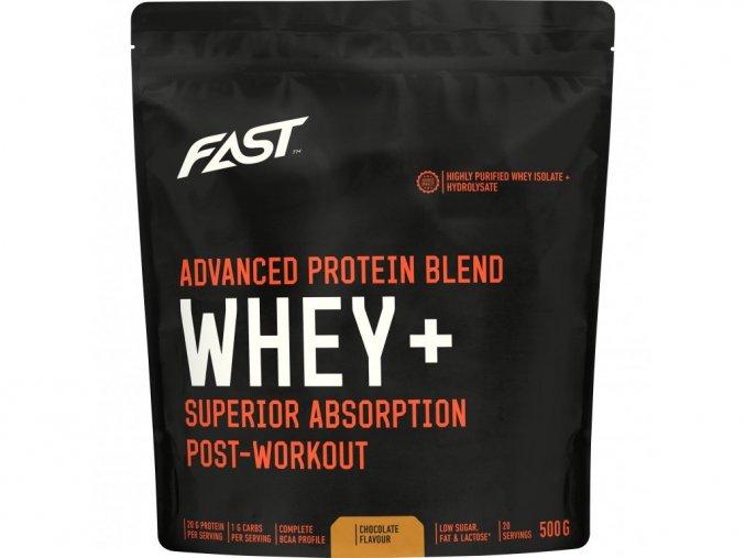 Fast Práškový Protein Whey + Čokoláda - 500g