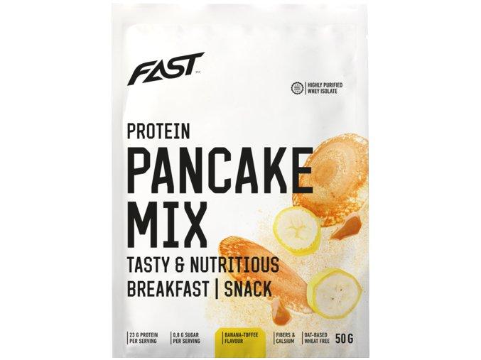 FAST PANCAKES banana toffee 50g